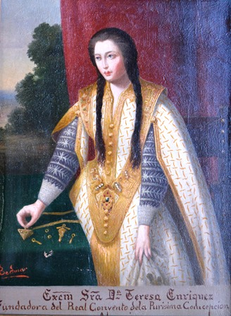 Teresa Enríquez y la peste de 1519-20. Arqueología del hospital de la Santísima Trinidad en Torrijos
