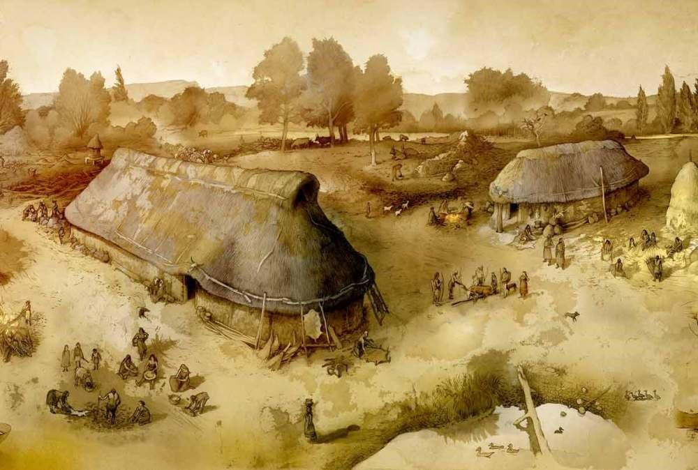 Las casas a lo largo de la historia